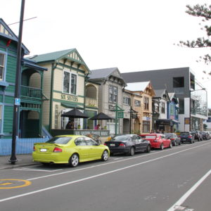 Auckland: Waldorf Stadium Apartments ****