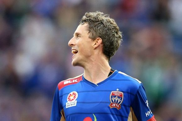 Mød Morten Nordstrand, Newcastle Jets