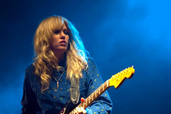 Ladyhawke koncert i London
