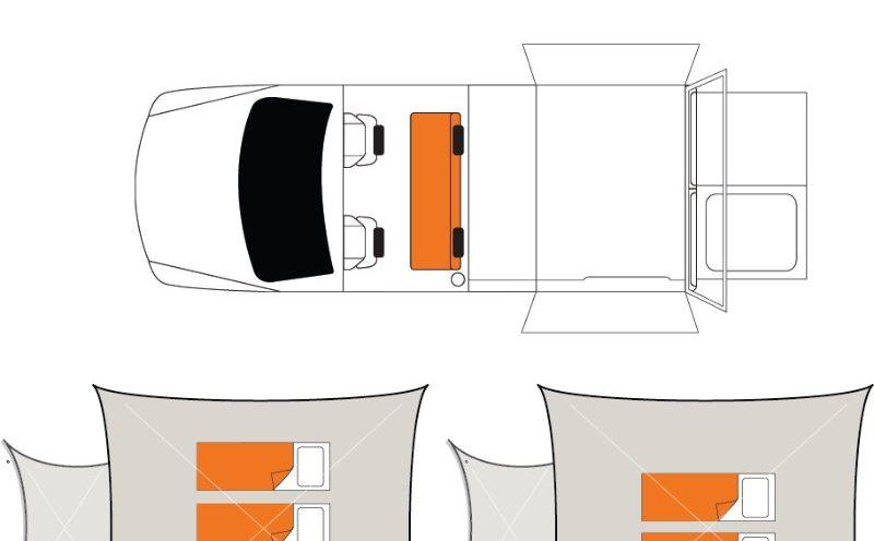 4WD - Indretning