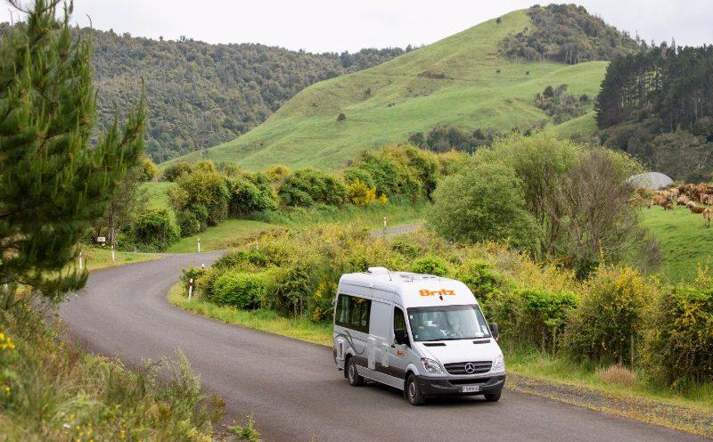 Britz Venturer og bølgende landskab i Victoria