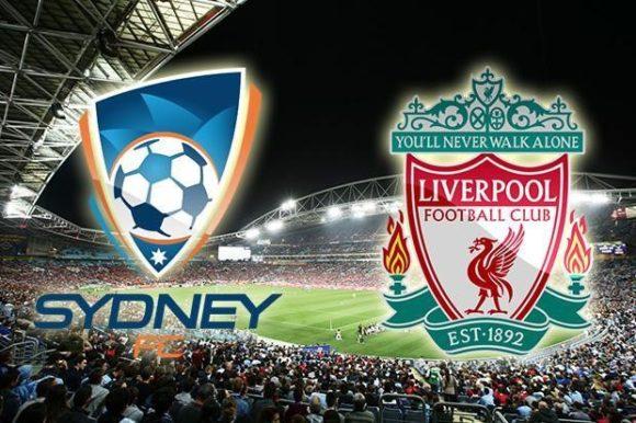 Liverpool FC vandt 3-0 over Sydney FC – og vi fandt en vinder af vores Facebookkonkurrence