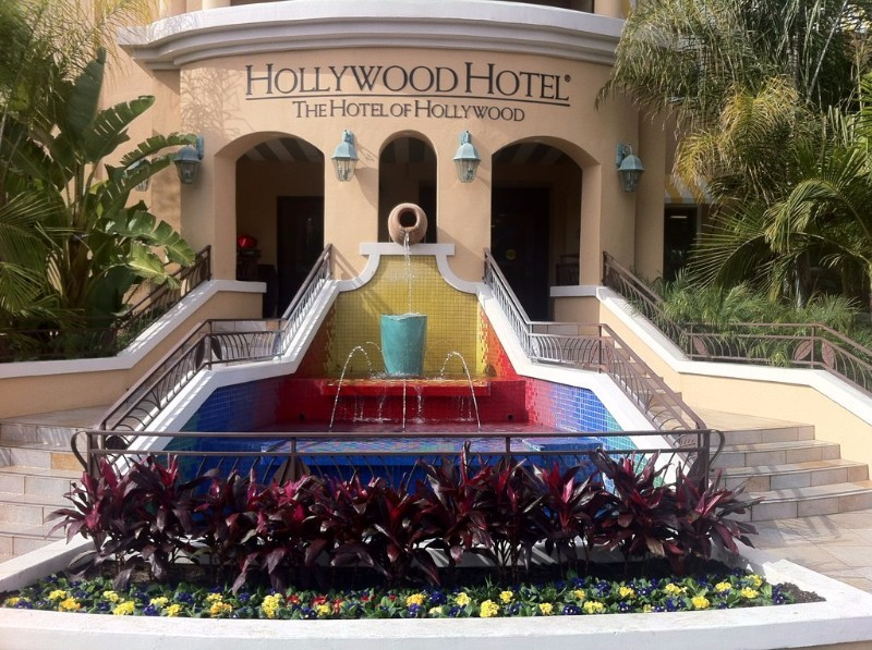 Hollywood Hotel i Hollywood er Pacific Tours´ favorithotel i Hollywood