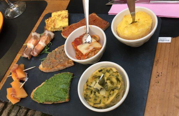 Gastronomi i Lazio