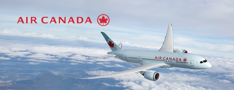 Rejs med Pacific Tours og Air Canada til USA