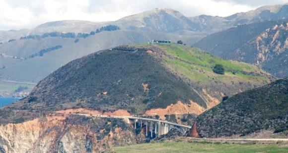 Highway 1 fra San Francisco til Los Angeles