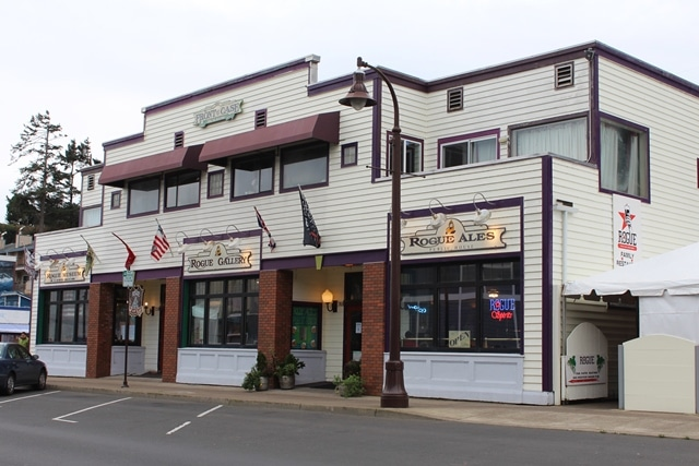 Charmerende House of Rogue Bed & Beer i Newport